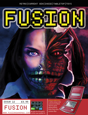 FUSION - Gaming Magazine - Issue #12