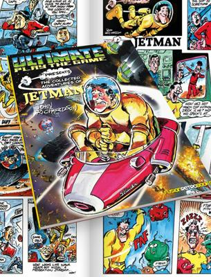 PRE-ORDER - The Collected Adventures of Jetman