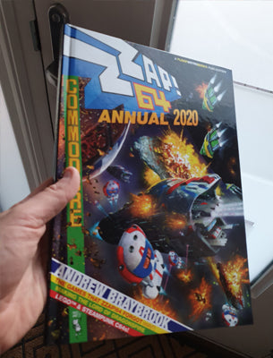 ZZap! 64 Annual 2020 - Fusion Retro Books