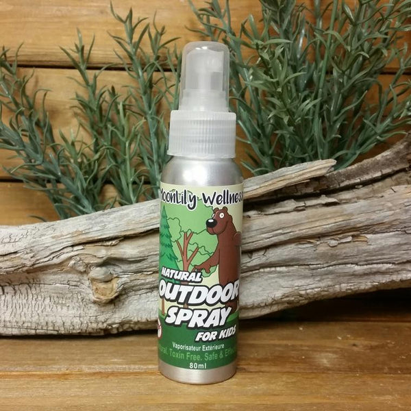 Moonlily Wellness Outdoor Spray for Kids
