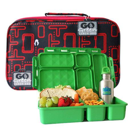 Go Green Lunch Set Packman