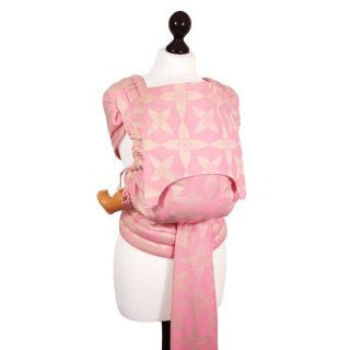 Fidella Fly Tai Newsize Blossom -bubble gum- Baby Carrier