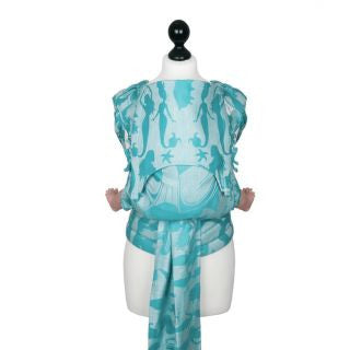 Fidella Fly Tai New Size -Limited Edition- Sirens -blue- linen