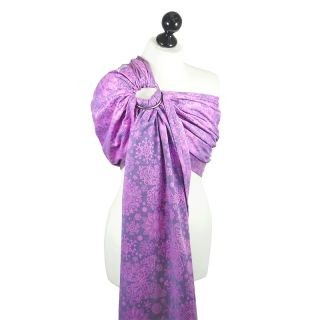 Fidella Ring Sling - Iced Butterfly -violet