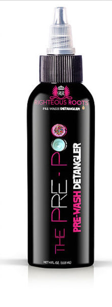 Righteous Roots  - The Pre-Poo Pre Wash Detangler