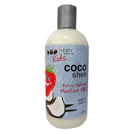 Eden BodyWorks Kids Coco Shea Berry Natural Moisture Milk