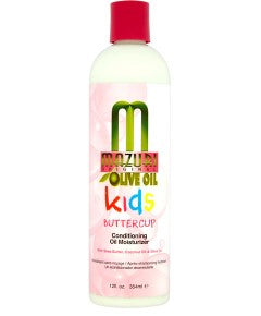Mazuri Kids Olive Oil Buttercup Conditioning Oil Moisturiser 12oz