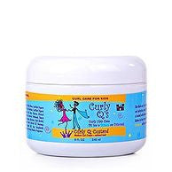 Curls Curly Q Custard - Curl Cream for thick, kinky textured curls 8oz