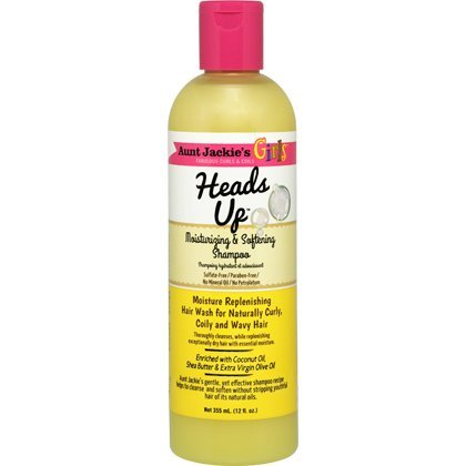 Aunt Jackie's girls Heads Up Moisturising & Softening Shampoo