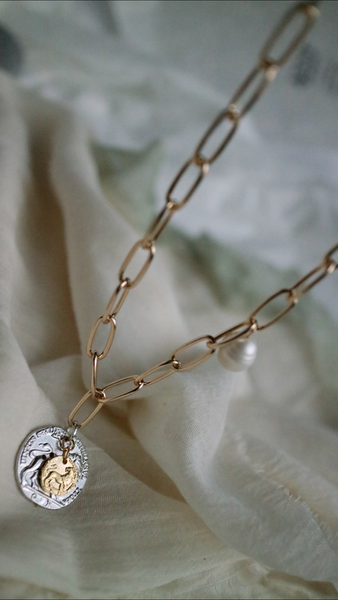 Serene Chain Necklace