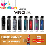 VOOPOO VINCI Air Pod Mod KIt 900mAh | 30W | 2ml | OR Pack of 5x Replacement Coil