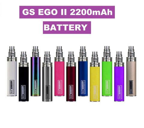 GS EGO II 2200mAh - Huge Capacity Battery