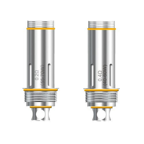 Genuine Aspire Cleito Replacement Coils 0.4 Ohm Pack of 5