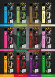 Disposable Stick Pod Vape Kit by Area 51 - 600 Puffs - 2ml 550mAh TPD Compliant