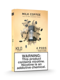 Genuine Kilo 1K PODs 15 Best Flavours 20mg/ml Pack Of 4x Pods Award Winning Pods