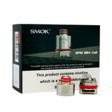 SMOK RPM-40 Replacement Coils & Pods | Mesh | Triple | SC | Quartz | RBA