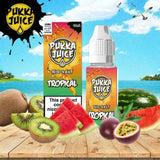 Pukka Juice 10x 10ml | 10mg/20mg | VG/PG 50/50 | E-Liquid Vape Juice All Flavors