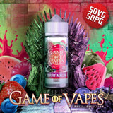 Game Of Vapes E-Liquid 100ML 50/50 VG/PG E-juice 0MG UK Vape Juice All Flavours