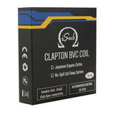 Innokin iSub Clapton BVC Coils - Pack of Five