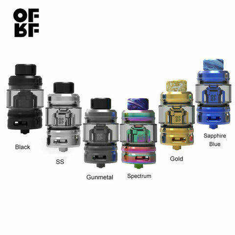 OFRF Nex Mesh Sub Ohm Conical 2ml Mesh Tank All Colours Available -TPD Compliant