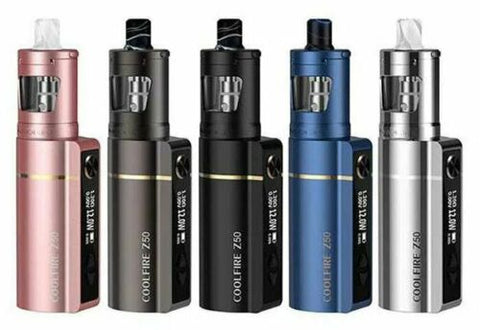 Innokin Coolfire Z50 Zlide Vape Kit | 2100mAh Battery | 2ml | TPD Compliant -NEW