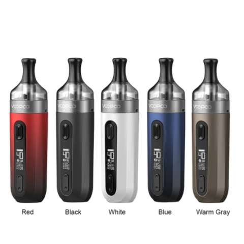 Genuine Voopoo V-Suit Pod Kit All Colors Available 1200mAh Battery TPD Compliant