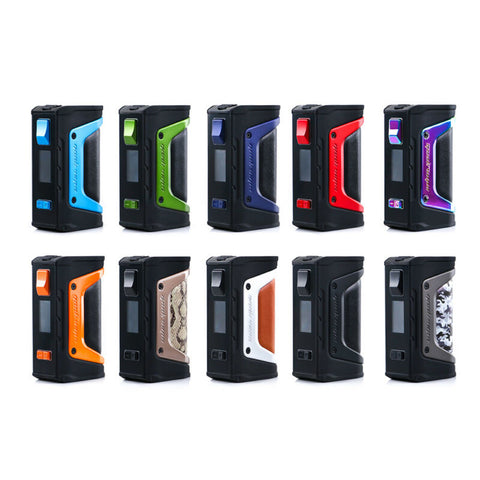 Geekvape Aegis Legend 200W Box Mod Waterproof Dustproof Fit Alpha Zeus X RTA