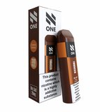N ONE Nic Salt Disposable Vape Pod Available in 6 Flavours, 300+ Puffs, 20mg-TPD