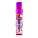 Dinner Lady e Liquid  Vape e Juice 50ml 0mg 3mg - Full Range