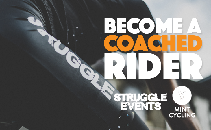 Become a Struggle Coached Rider