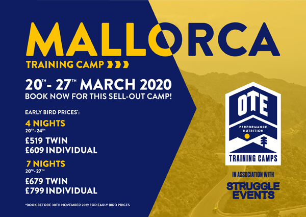 2020 Mallorca Training Camp Launches