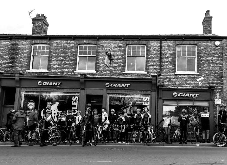 Giant York bike shop