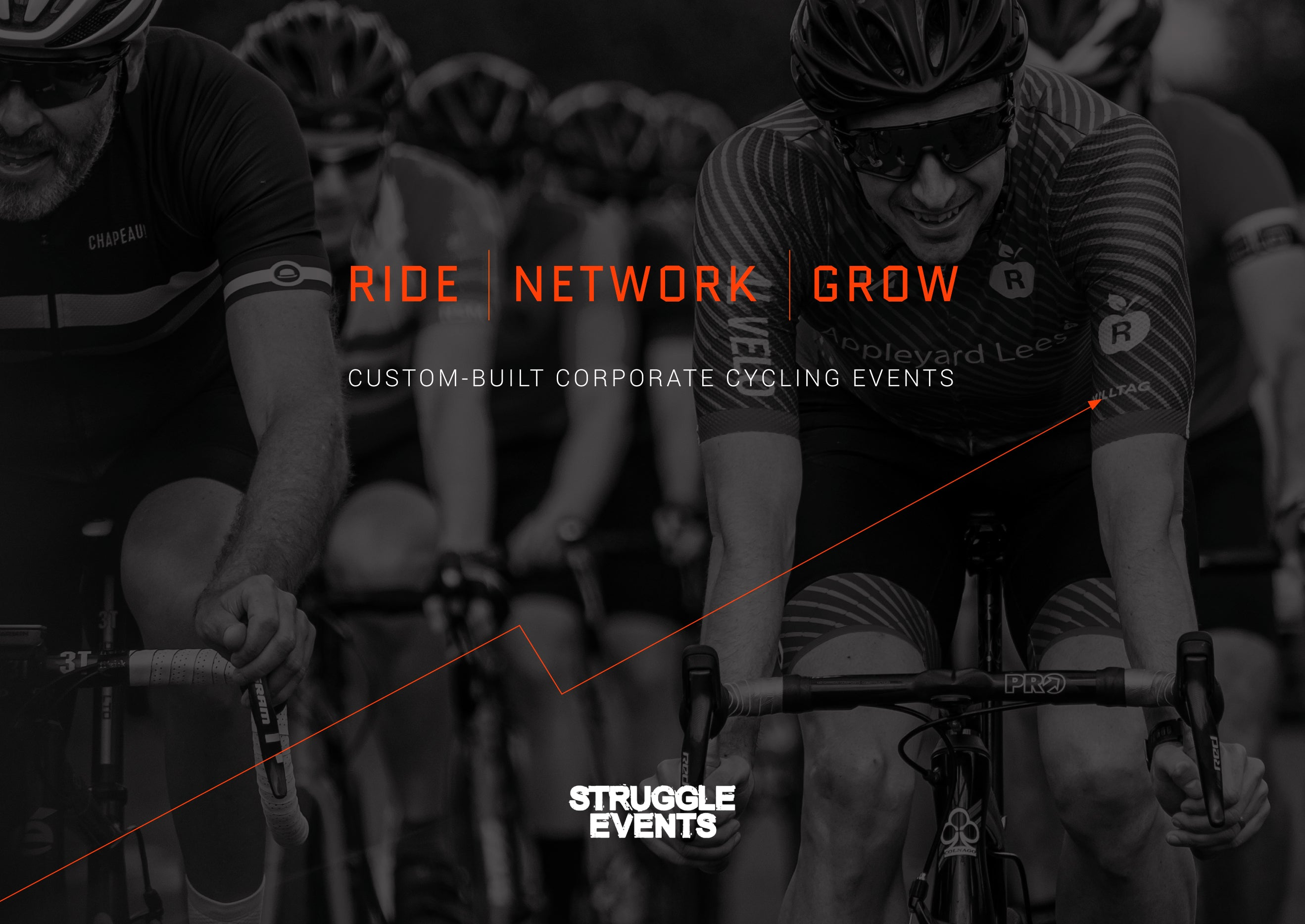 Corporate Cycling Event Organiser