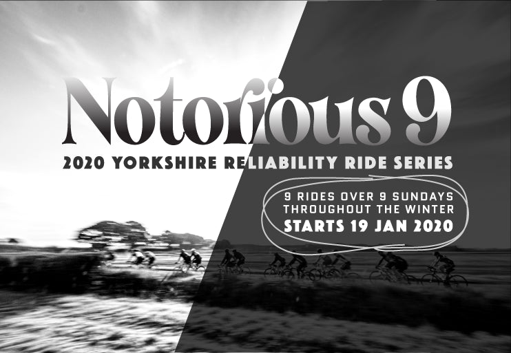 Yorkshire Reliability Ride 2020 Series