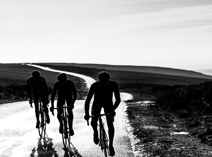 Struggle Moors sportive in the Yorkshire Moors