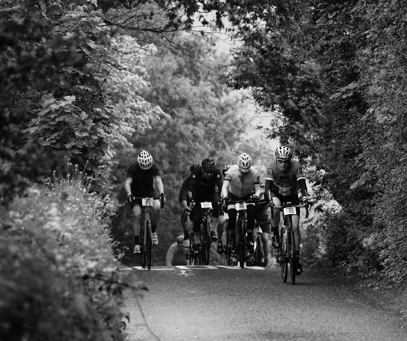 Hartwith Bank climb on Struggle Dales sportive