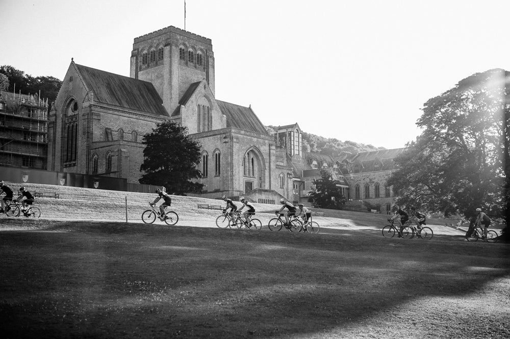 Ampleforth Abbey start venue for Struggle Moors Yorkshire sportive event
