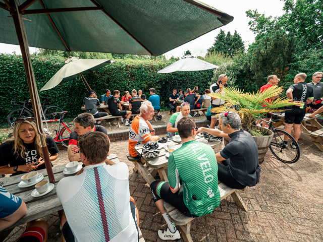 Business networking for cyclists