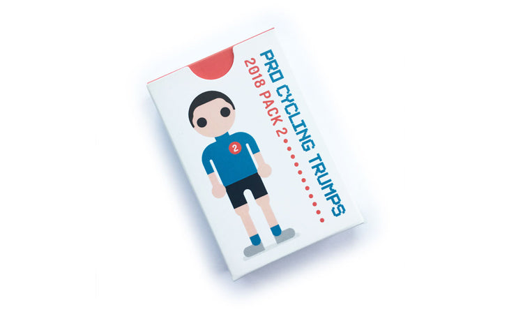 stocking filler top Pro Cycling Trumps