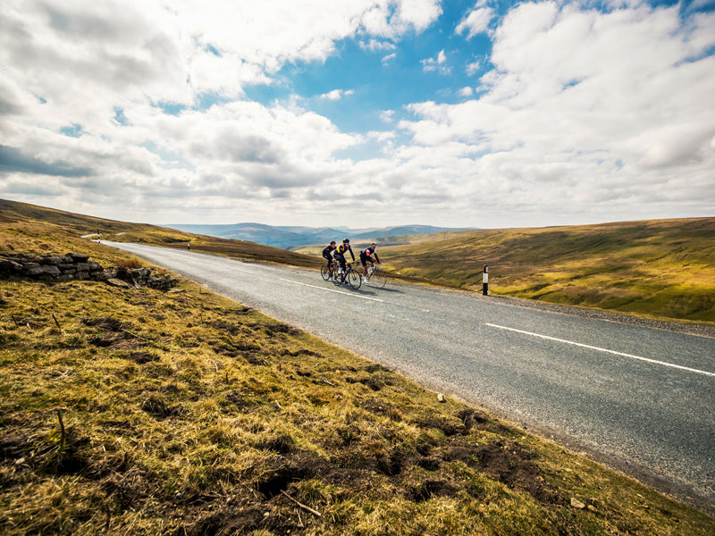 Buttertubs cycling trip to yorkshire dales