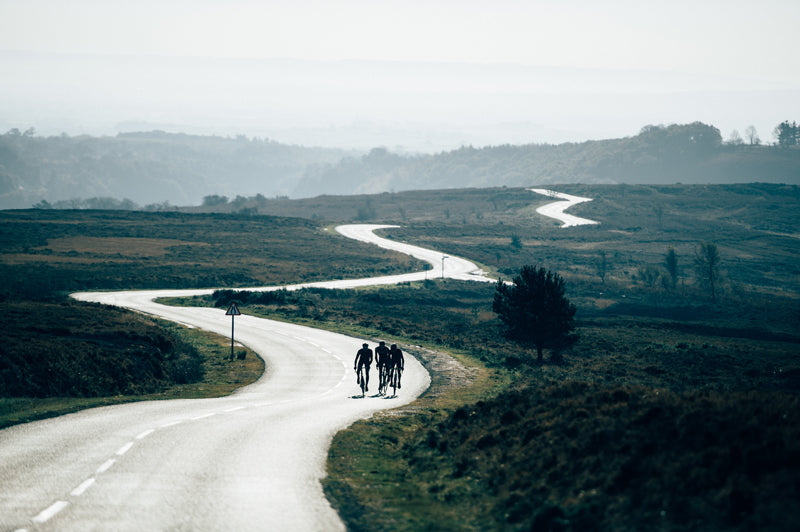 Yorkshire Moors cycling trip