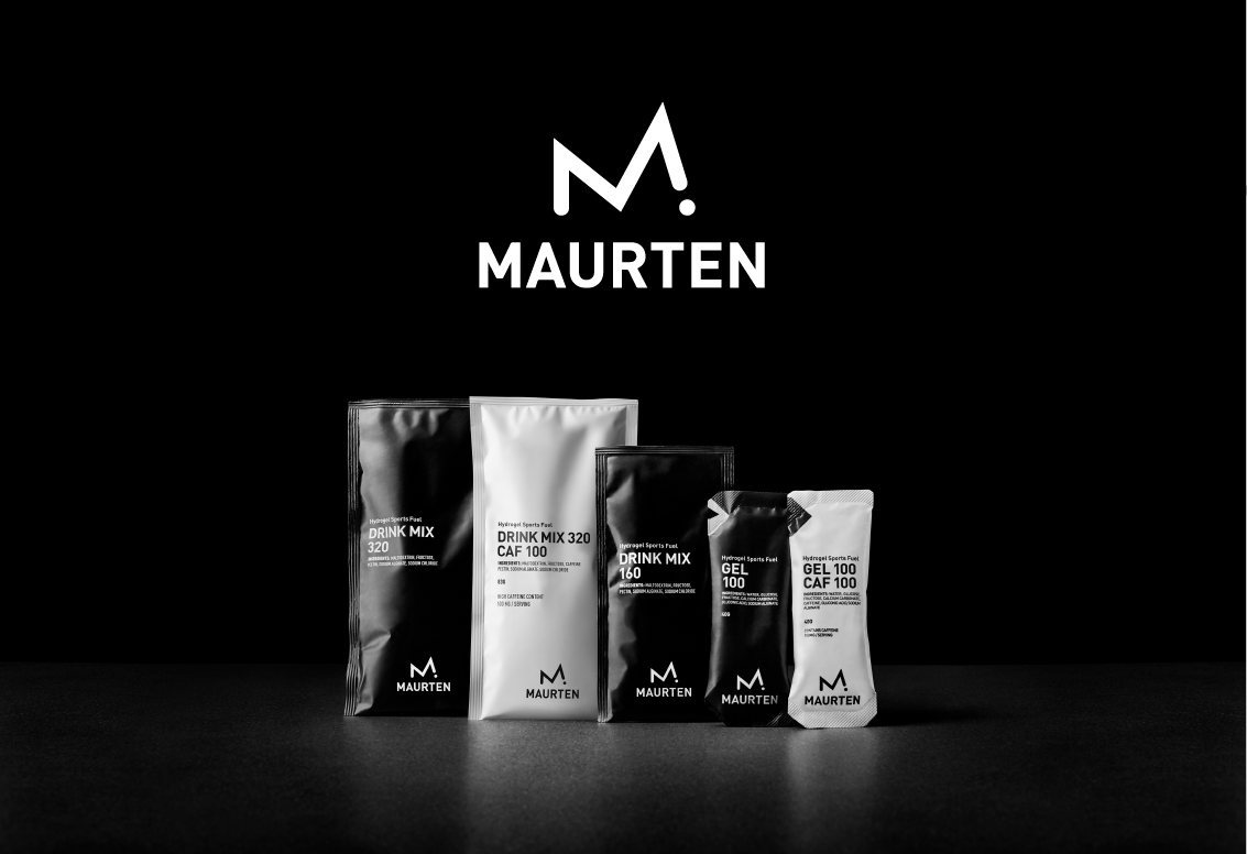 Maurten sports nutrient for cyclists and sportive riders