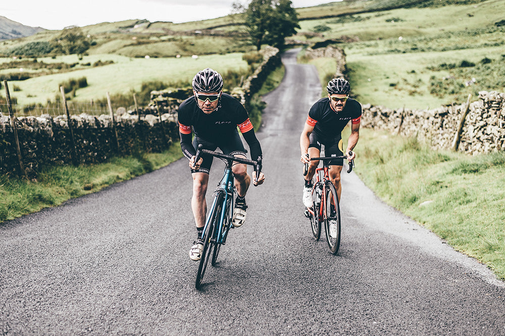 The Struggle - Cycling trip to the lake district