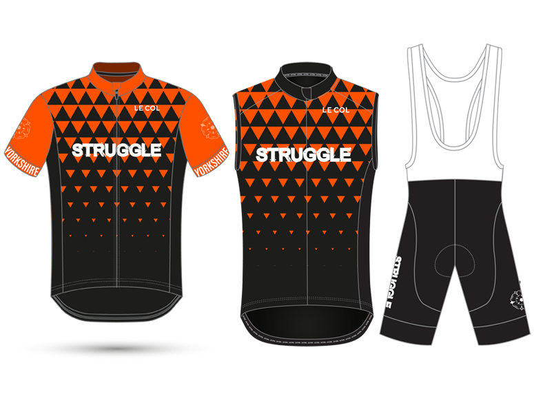 Struggle 2020 jersey and full kit