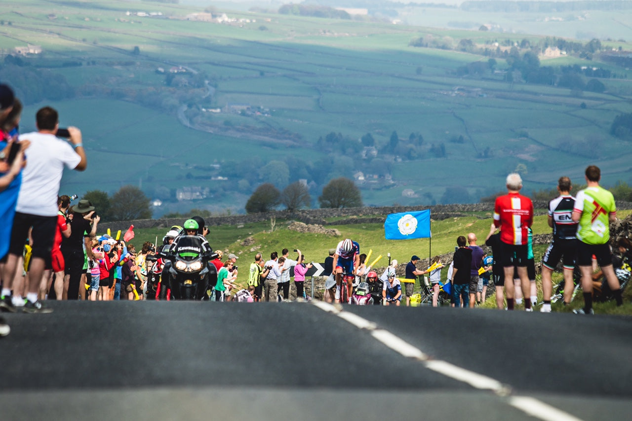 Greenhow Hill Tour de Yorkshire