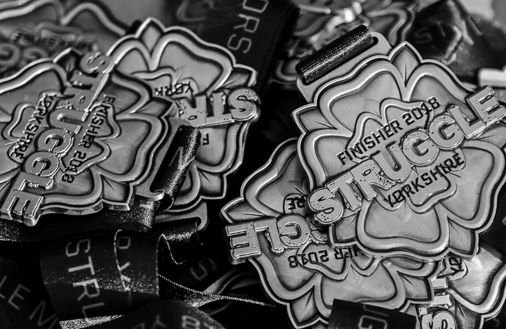 sportive finisher medals