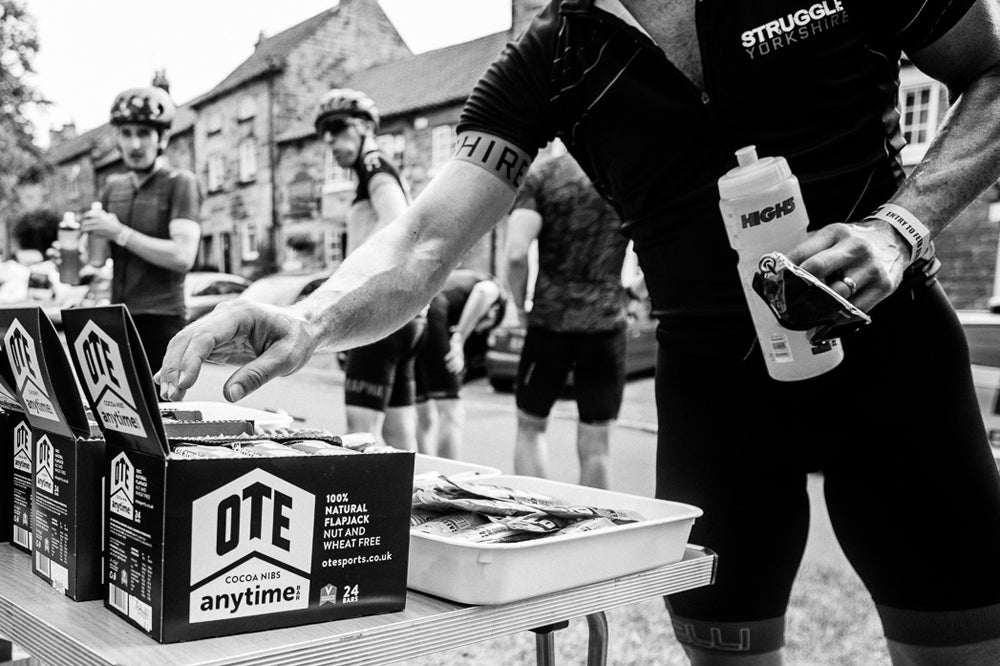 Feed Stations by OTE on Struggle Moors sportives