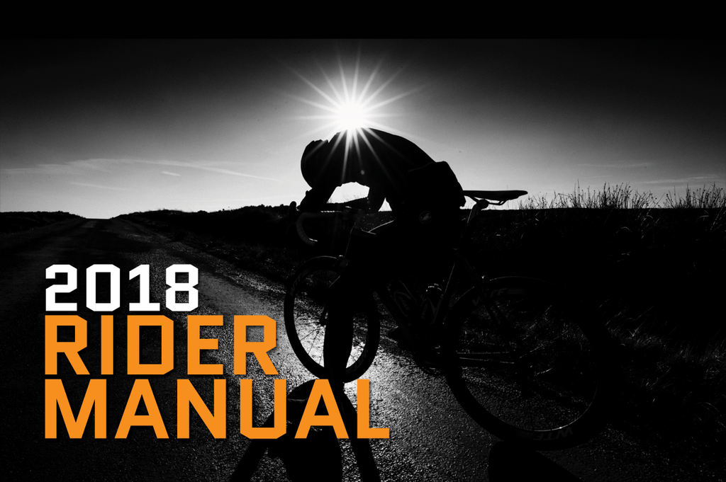 Rider Manual Struggle Dales Yorkshire Sportive