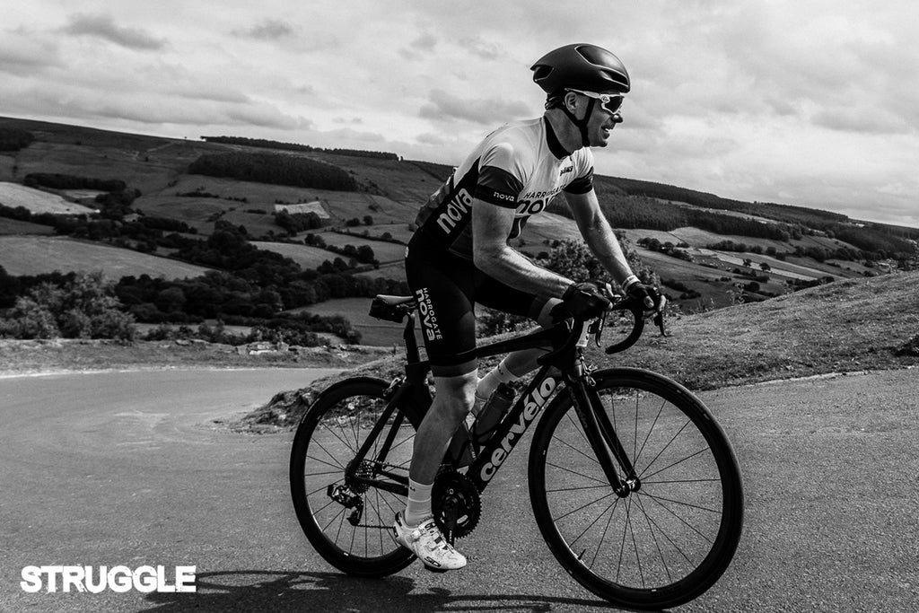 Jeremy Elder on Struggle Moors Sportive