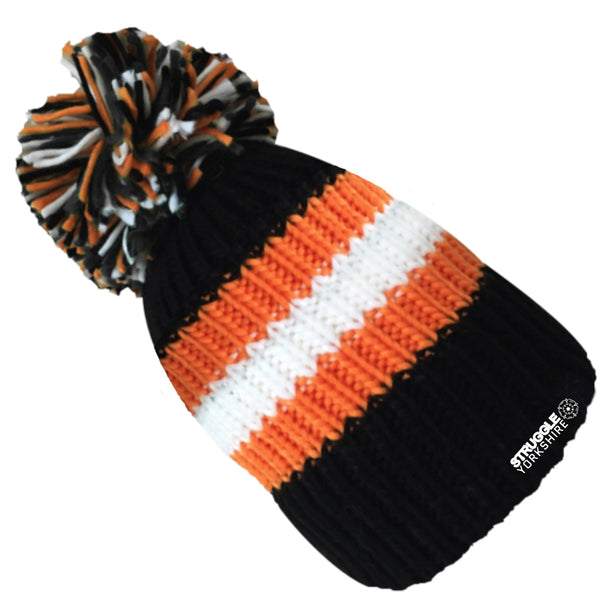 Yorkshire Big Bobble Hat by Struggle Sportive